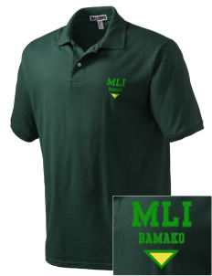 Mali Embroidered Men's Jersey Polo