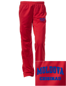 Moldova Embroidered Women's Tricot Track Pants