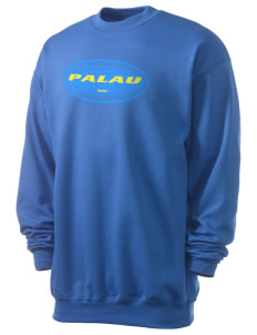 Palau Men's 7.8 oz Lightweight Crewneck Sweatshirt