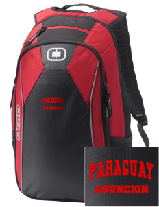 Paraguay Embroidered OGIO Marshall Backpack