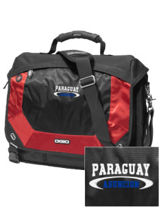 Paraguay Embroidered OGIO Jack Pack Messenger Bag