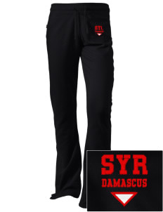 Syria Embroidered Holloway Women's Axis Performance Sweatpants