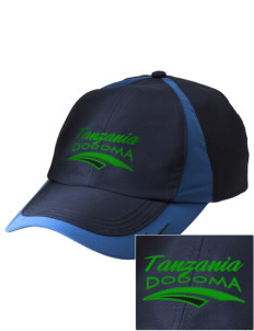 Tanzania Embroidered Nike Golf Colorblock Cap