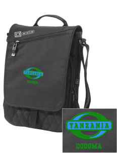 Tanzania Embroidered OGIO Module Sleeve for Tablets