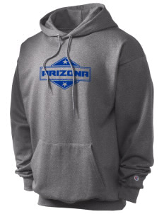 Arizona Champion Men's Hooded Sweatshirt