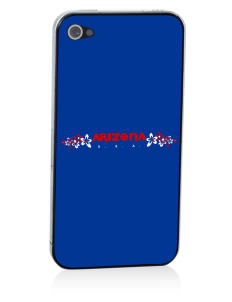 Arizona Apple iPhone 4/4S Skin