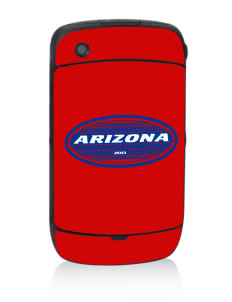 Arizona Black Berry 8530 Curve Skin