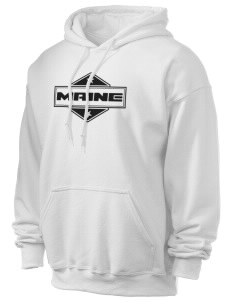 Maine Ultra Blend 50/50 Hooded Sweatshirt
