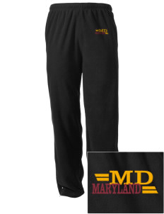 Maryland Embroidered Holloway Men's Flash Warmup Pants