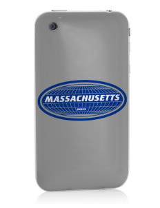 Massachusetts Apple iPhone 3G/ 3GS Skin
