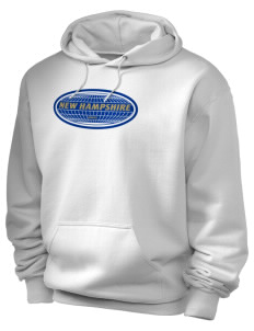 New Hampshire Holloway Men's 50/50 Hooded Sweatshirt