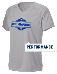 New Hampshire Holloway Women's Zoom Performance T-Shirt