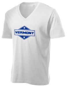 Vermont Alternative Men's 3.7 oz Basic V-Neck T-Shirt