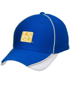 Lake Superior State University Lakers Embroidered New Era Contrast Piped Performance Cap