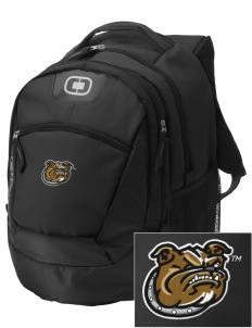 Bryant University Bulldogs Embroidered OGIO Rogue Backpack