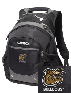 Bryant University Bulldogs Embroidered OGIO Fugitive Backpack