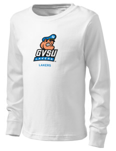 Grand Valley State University Lakers  Kid's Long Sleeve T-Shirt