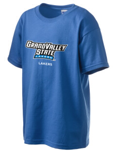 Grand Valley State University Lakers Kid's 6.1 oz Ultra Cotton T-Shirt
