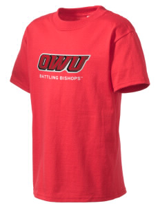 Ohio Wesleyan University Battling Bishops Kid's Essential T-Shirt