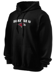 Seattle University Redhawks Ultra Blend 50/50 Hooded Sweatshirt