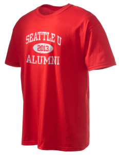 Seattle University Redhawks Ultra Cotton T-Shirt