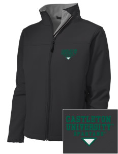 Castleton State College Spartans Embroidered Women's Soft Shell Jacket