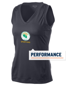 Norfolk State University Spartans Women's Performance Fitness Tank