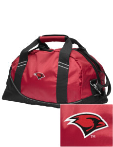 University of the Incarnate Word Cardinals Embroidered OGIO Half Dome Duffel