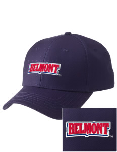Belmont University Bruins  Embroidered New Era Adjustable Structured Cap