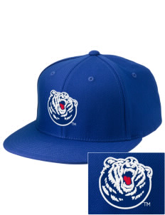 Belmont University Bruins Embroidered Diamond Series Fitted Cap