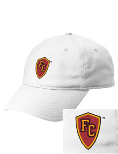 Flagler College Saints  Embroidered New Era Adjustable Unstructured Cap