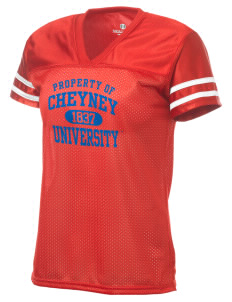 Cheyney University Wolves Holloway Women's Fame Replica Jersey