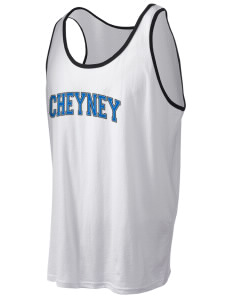 Cheyney University Wolves Men's Jersey Tank