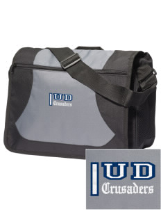 University of Dallas Crusaders Embroidered Midcity Messenger Bag