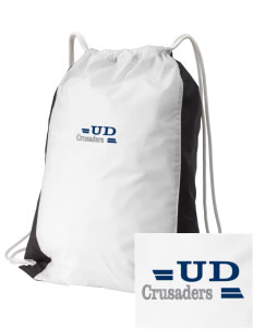 University of Dallas Crusaders Embroidered Holloway Home and Away Cinch Bag