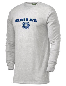 University of Dallas Crusaders Alternative Men's 4.4 oz. Long-Sleeve T-Shirt