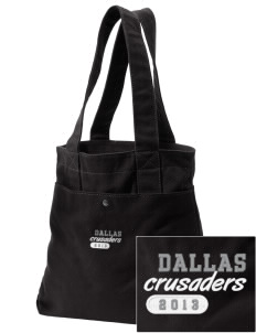 University of Dallas Crusaders Embroidered Alternative The Berkeley Tote