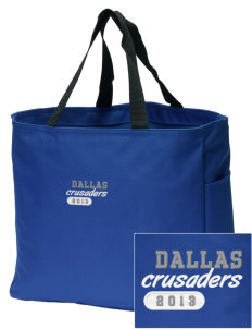 University of Dallas Crusaders Embroidered Essential Tote