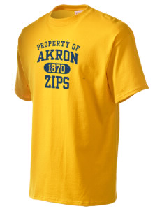 The University of Akron Zips Men's Essential T-Shirt