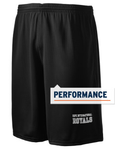 "Hope International University Royals Holloway Men's Speed Shorts, 9"" Inseam"