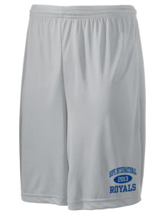 "Hope International University Royals Men's Competitor Short, 9"" Inseam"