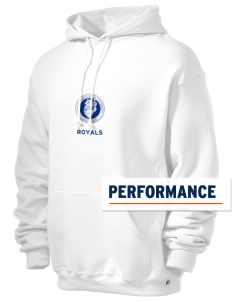 Hope International University Royals Russell Men's Dri-Power Hooded Sweatshirt