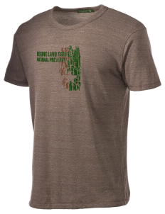 Bering Land Bridge National Preserve Alternative Men's Eco Heather T-shirt