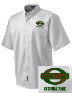 Kobuk Valley National Park Embroidered Men's Easy Care Shirt
