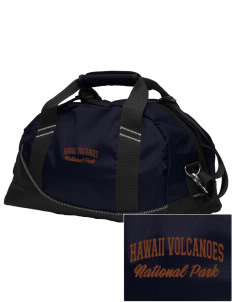 Hawaii Volcanoes National Park Embroidered OGIO Half Dome Duffel