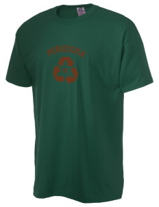 Minidoka National Historic Site  Russell Men's NuBlend T-Shirt