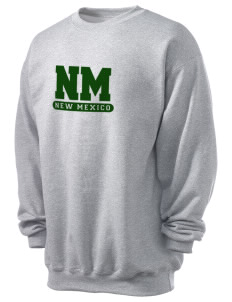 Old Spanish National Historic Trail Men's 7.8 oz Lightweight Crewneck Sweatshirt