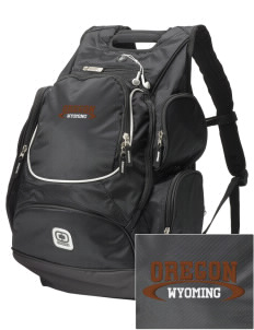 Oregon National Historic Trail  Embroidered OGIO Bounty Hunter Backpack