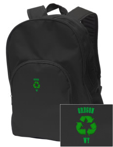 Oregon National Historic Trail Embroidered Value Backpack