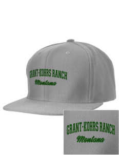 Grant-Kohrs Ranch National Historic Site Embroidered D-Series Cap